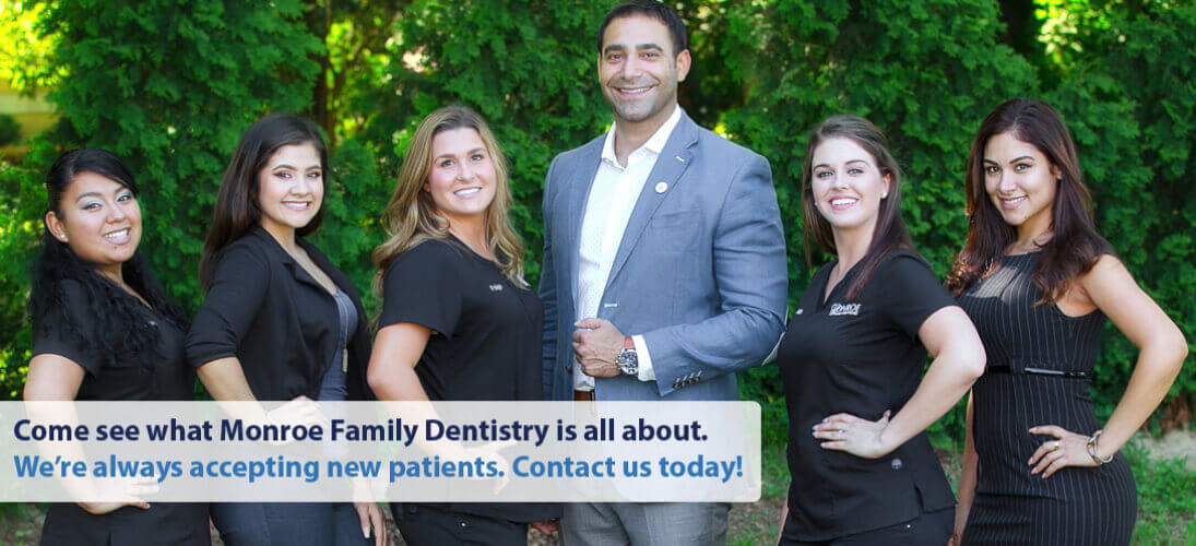 Pediatric Dentist in Monroe NC - The Family Dentist That Cares!