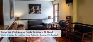 our monroe family dental office