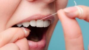 Flossing Dentist in Monroe NC
