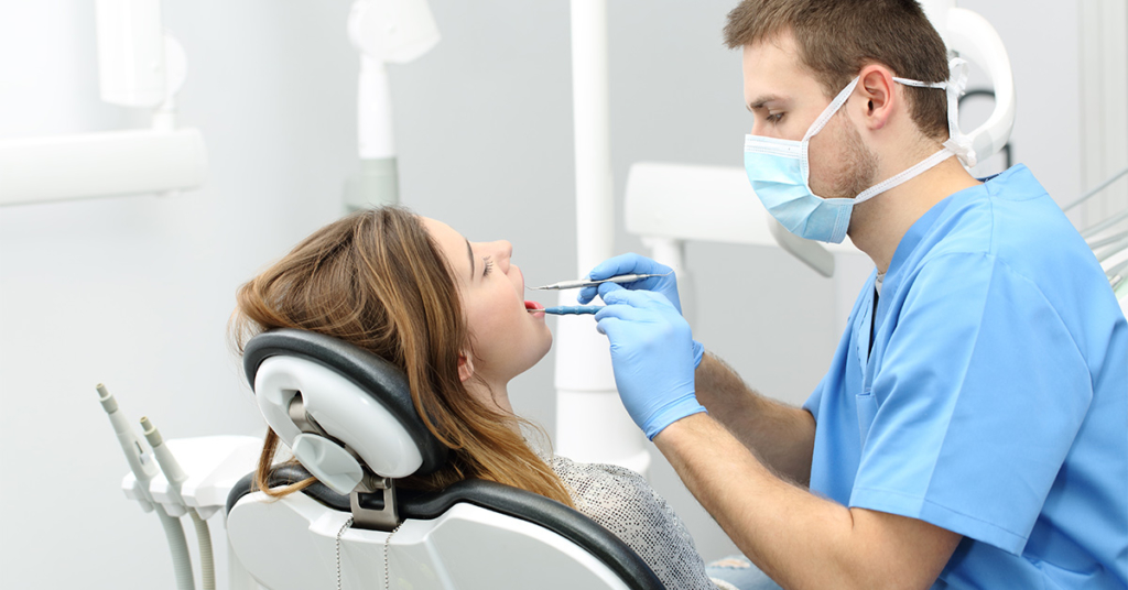 Bacterial Plaque On Teeth Removal Methods